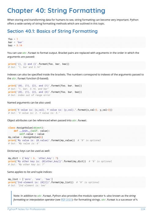 Free Python Programming Book